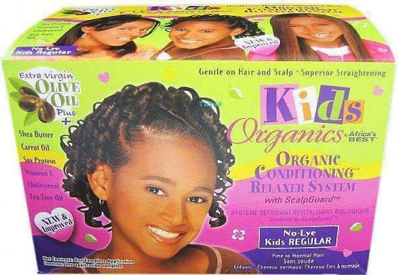 Africa's Best Kids Originals No-Lye Regular