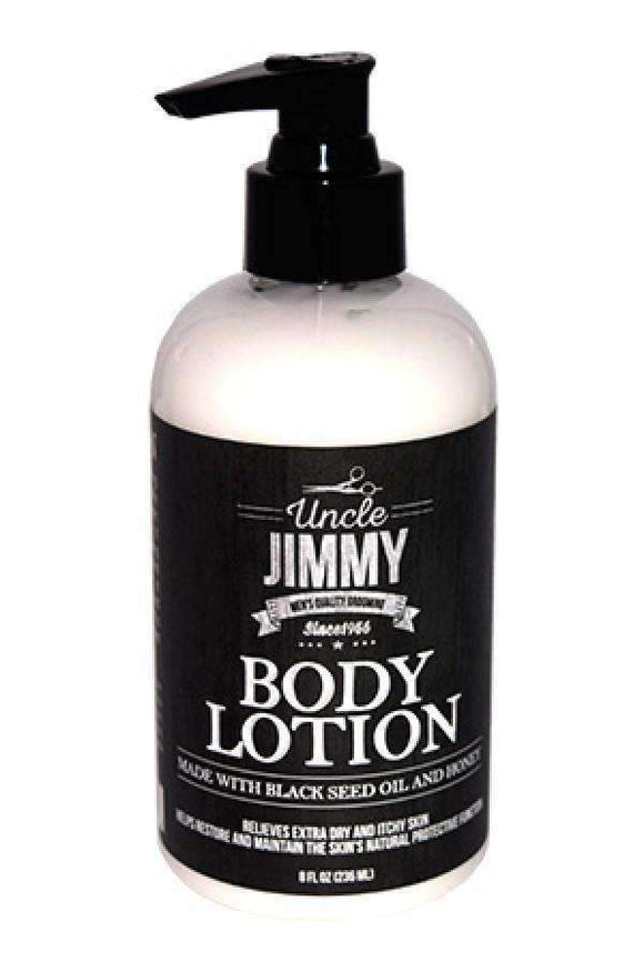 Uncle Jimmy's Body Lotion