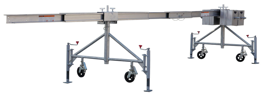 Bee Access Rolling Outrigger Systems