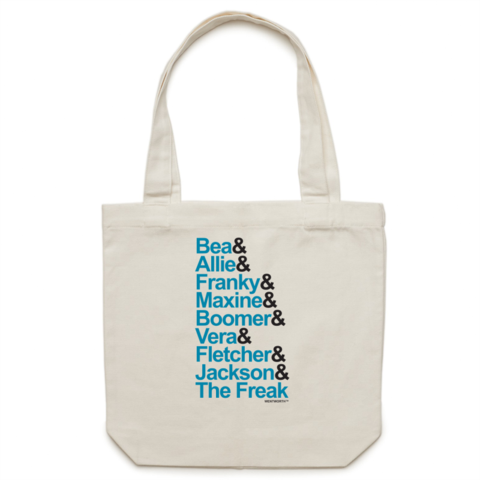 WENTWORTH TOTE BAGS