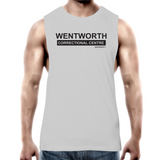 WENTWORTH - Mens Tank Top Tee - Logo Large