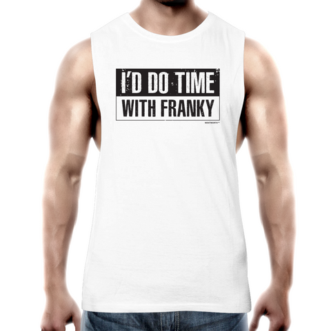 WENTWORTH - Mens Tank Top Tee - Time with Franky