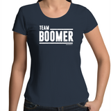 WENTWORTH - Womens Scoop Neck - Team Boomer