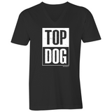 WENTWORTH - Mens V-Neck Tee - Top Dog
