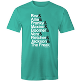 WENTWORTH  - Mens T-Shirt - Inmate Names