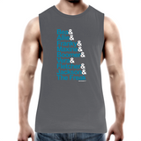 WENTWORTH - Mens Tank Top Tee - Inmate Names