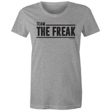 WENTWORTH - Womens Crew T-Shirt - Team The Freak