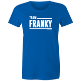 WENTWORTH - Womens Crew T-Shirt - Team Franky