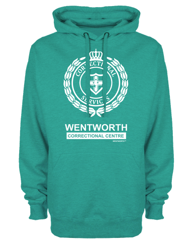 LIMITED EDITION UNISEX WENTWORTH HOODY