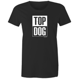 WENTWORTH - Womens Crew T-Shirt - Top Dog