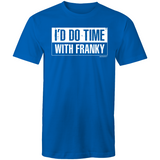 WENTWORTH  - Mens T-Shirt- Time with Franky