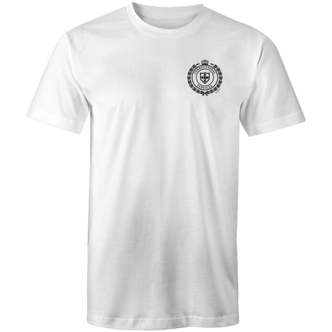 WENTWORTH  - Mens T-Shirt- Pocket Logo