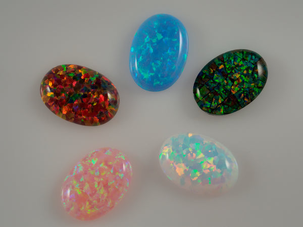 Created opals