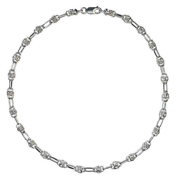 Handmade Silver Chain Necklace - Paul Wright Jewellery