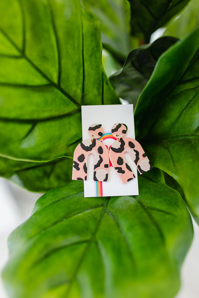 Fiercely You Earrings