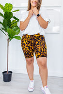 Cheetahlicious Biker Shorts