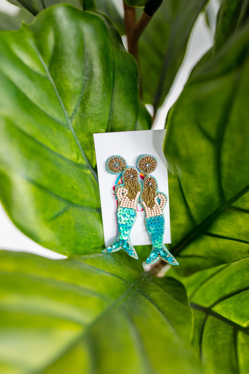 Sirena De Pimentel Earrings