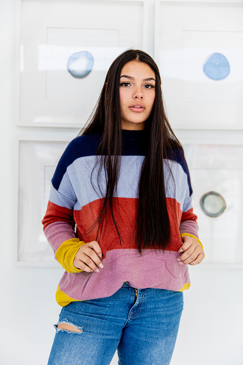 Quinn Pullover Sweater