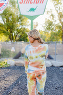 Reinvented Dye Lounge Set