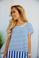 Phoebe Striped Tee