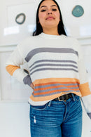 Gigi Ribbed Pullover Sweater