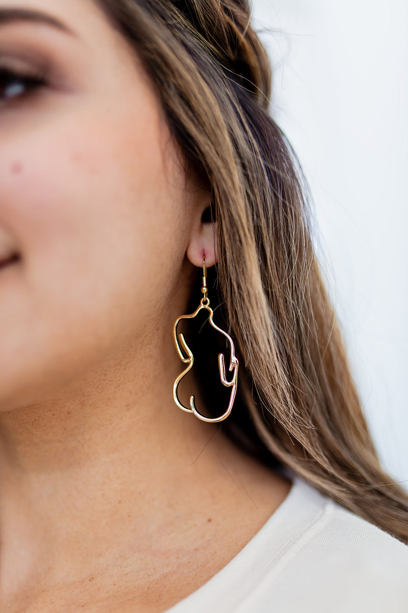 Every Body Has A Beach Body Earrings