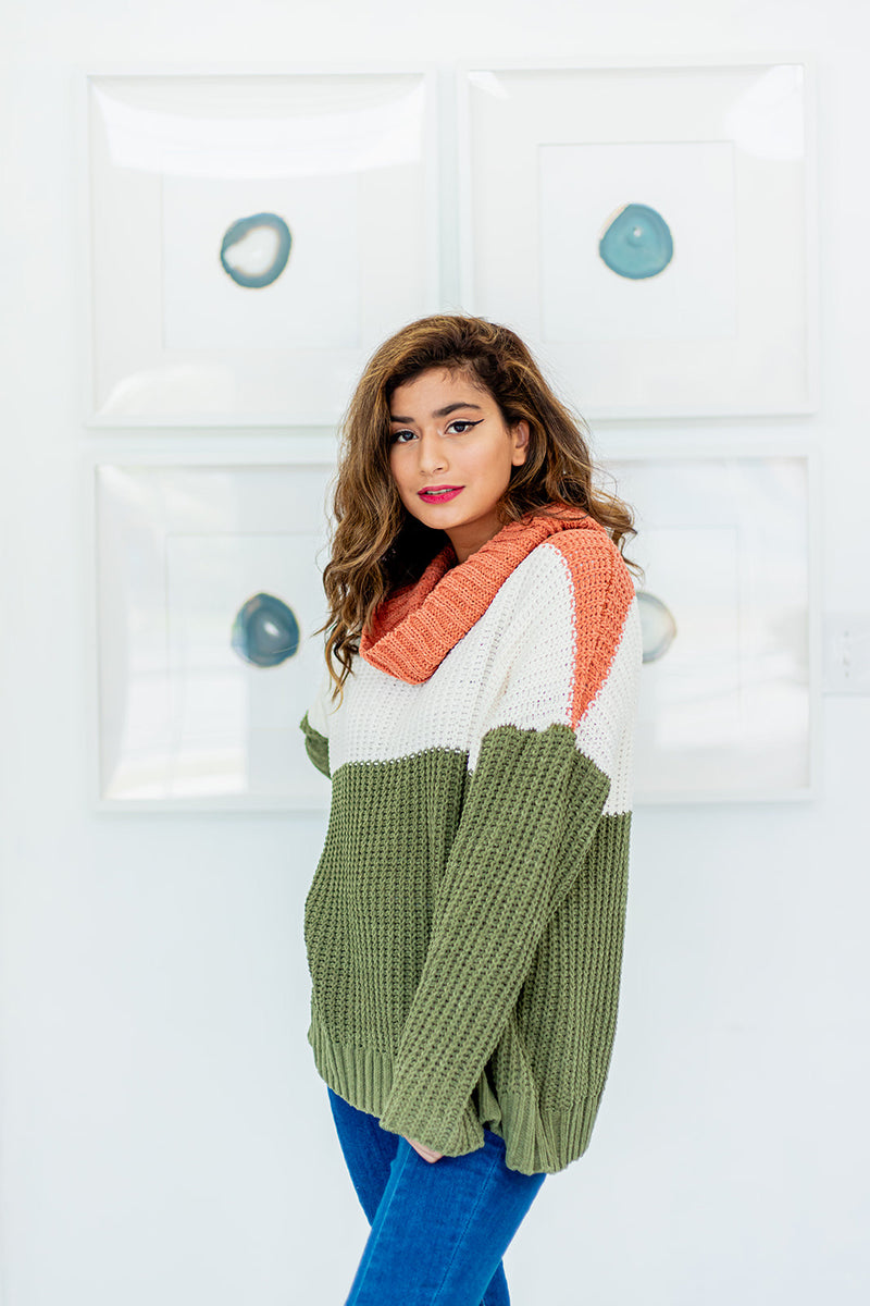 Paola Pullover Sweater