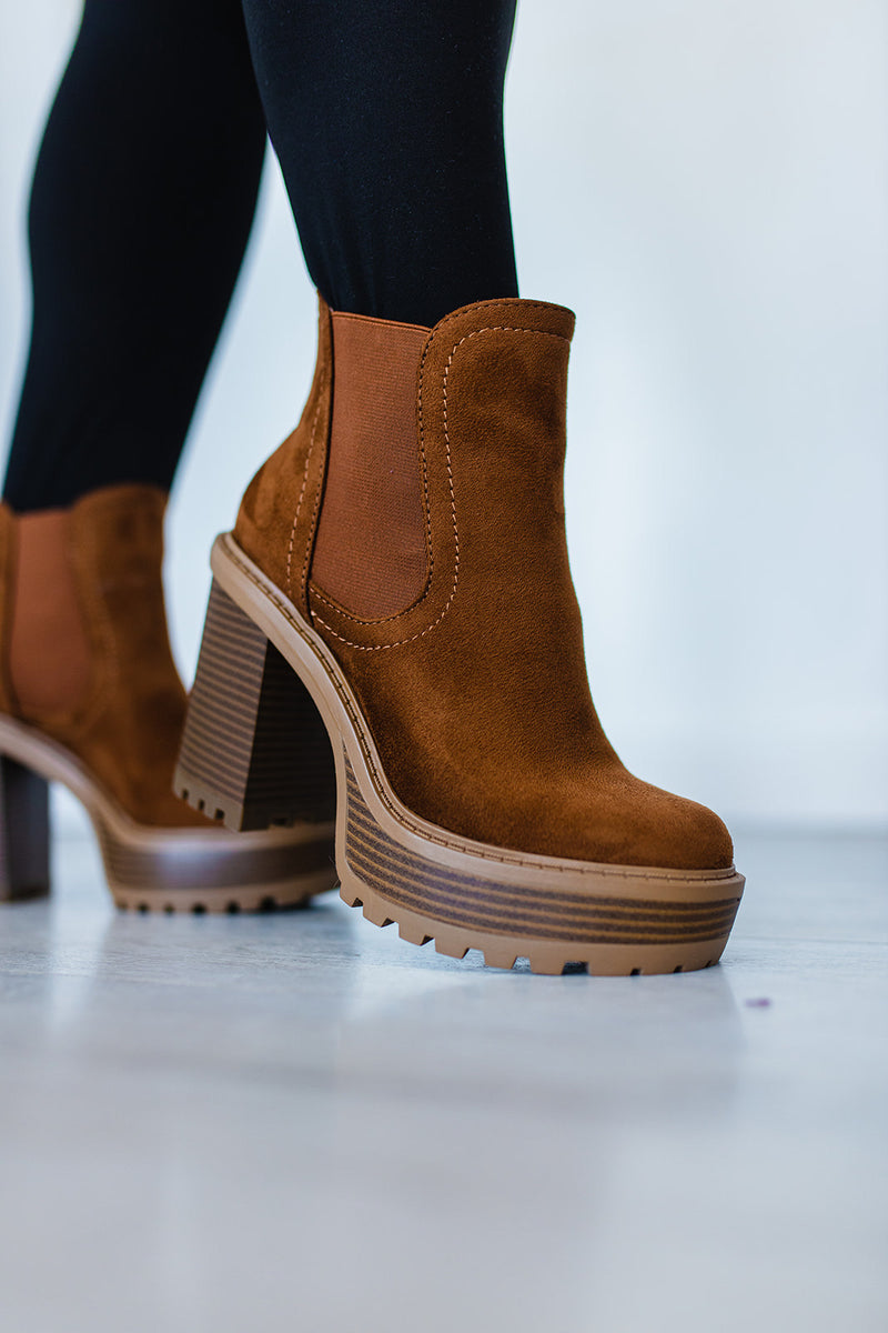 Going Places Platform Boot RESTOCKED***