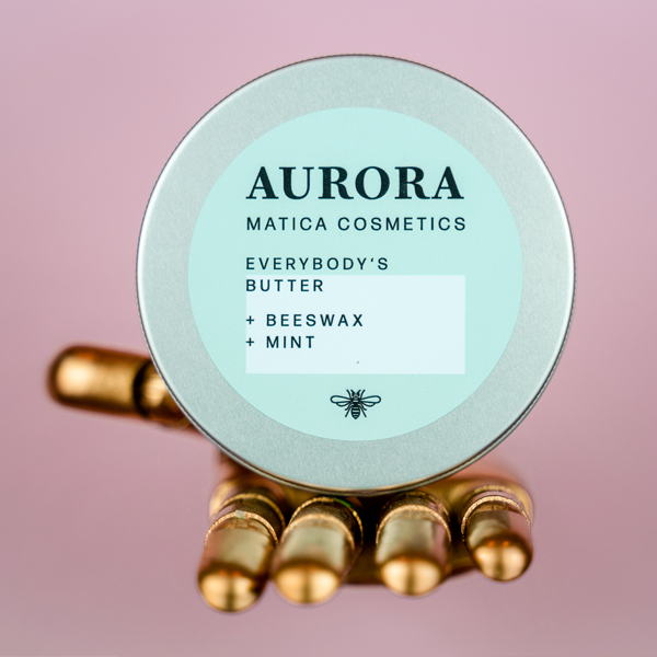 Aurora - Body Butter Minze
