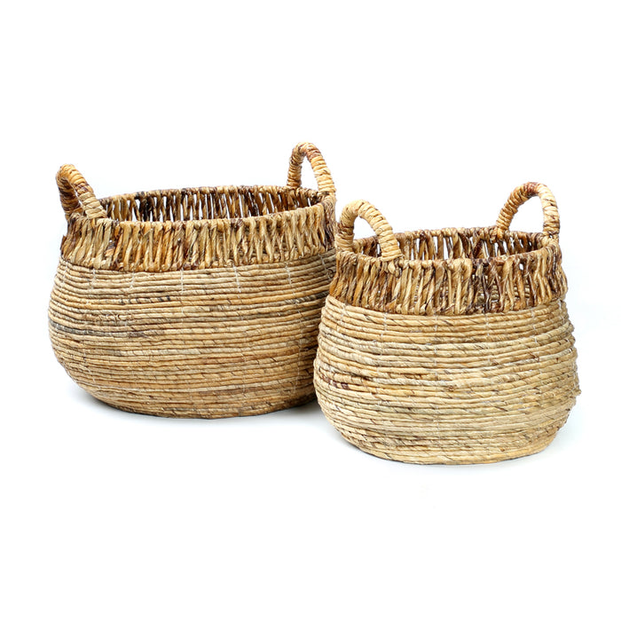 The Banana Belly Baskets - SET2