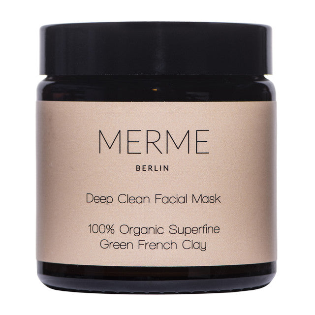 Deep Clean Facial Mask