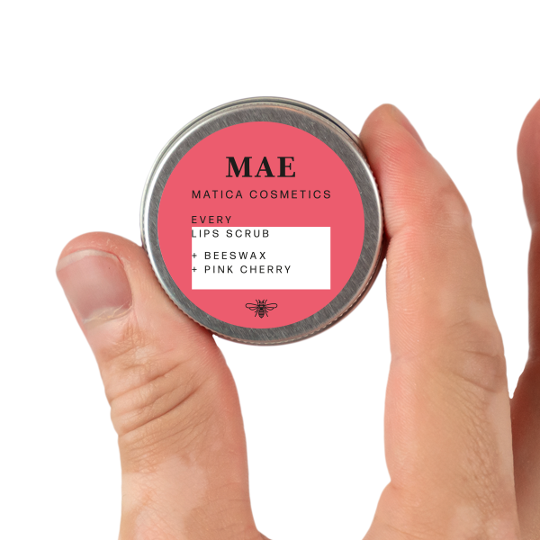 Mae - Lip Scrub Sweet Cherry