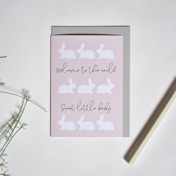 Greeting Card - Recycled