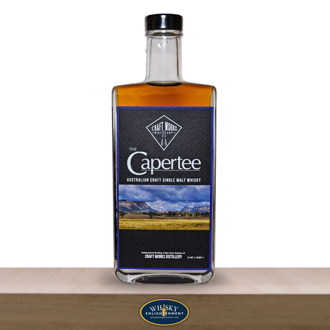 Craft Works - Capertee - Release 1 - whiskyenlightenment
