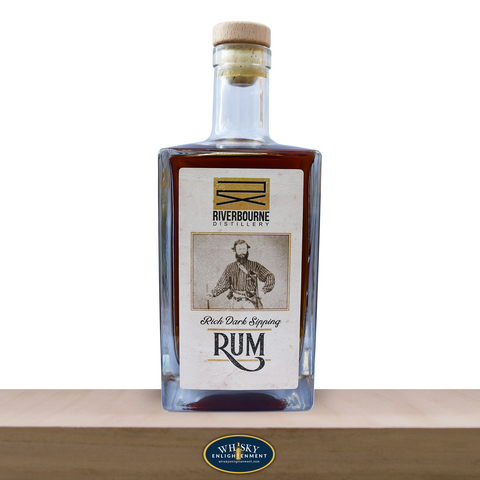 Riverbourne Rum - Batch 6 - whiskyenlightenment