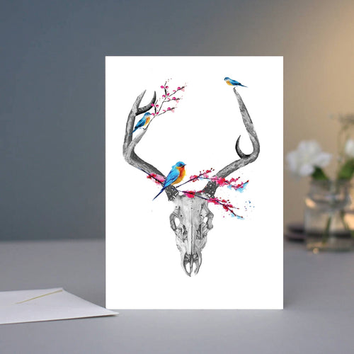 Greeting Card - Effloresce