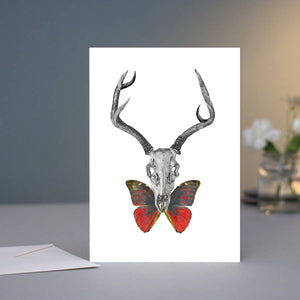 Greeting Card - Peplum