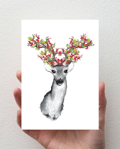 Doe Noel - Christmas Card