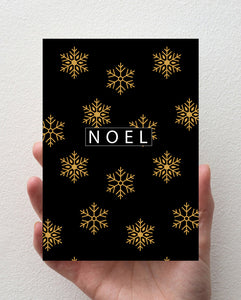 Flake Noir - Christmas Card