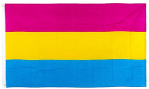 Omnisexual/Pansexual Pride Flag - Peaceful Pride