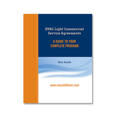 HVAC Light Commercial Service Agreements Exhibits