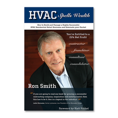 HVAC Spells Wealth Book