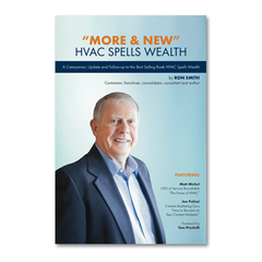 """More & New"" HVAC Spells Wealth Book"
