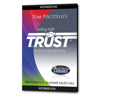 Selling with TRUST® Platinum Edition Workbook