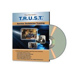T.R.U.S.T.® Technician Training DVD and digital copy of Companion Workbook
