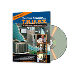 FIRST EDITION SYSTEM SELLING WITH T.R.U.S.T.® IN-HOME SALES CALL DVD