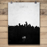 CITYSCAPE: SEATTLE ART