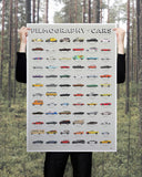 FILMOGRAPHY OF CARS: ART