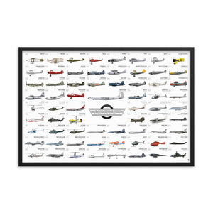 FILMOGRAPHY OF AIRCRAFTS: FRAMED