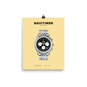 HISTORY OF TIME: NAVITIMER